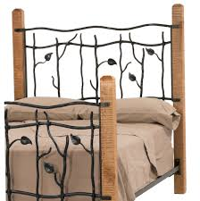 wrought iron headboard king home design ideas