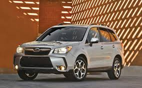 subaru cars 2014 10 best values in all wheel drive vehicles