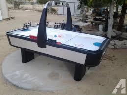 sportcraft turbo hockey table sportcraft turbo air hockey table for sale in joshua tree