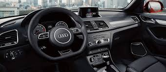 Audi Q3 Interior Pictures Finance The 2018 Audi Q3 Crossover Audi Dealer In Bridgewater Nj