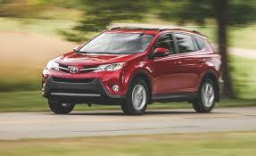 toyota 2014 2014 toyota rav4 fwd test u2013 review u2013 car and driver
