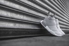adidas originals nmd city sock r1 pk white solid grey u2013 kith