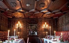 the witchery edinburgh restaurant review u0027brilliantly bonkers