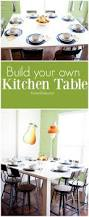 Design Your Own Kitchen Table Build Your Own Kitchen Table Capturing Joy With Kristen Duke