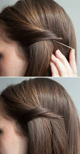 Einfache Frisuren Selber Machen Offene Haare by Die Besten 25 Offene Haare Ideen Auf Brautjungfern
