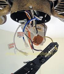 Hampton Bay Ceiling Fan Switch Replacement Hampton Bay Ceiling Fans How To Replace A Fan Motor Capacitor