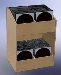 Record Player Cabinet Plans Record Bin From Single 4 X 8 Sheet Of Plywood Plans Audiokarma