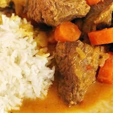 cuisine malienne mafé mafé de boeuf en quête gourmande
