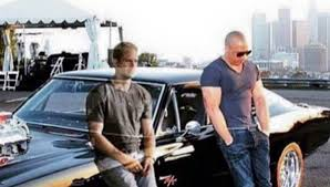 paul walker porsche fire photo of paul walker u0027s u0027ghost u0027 standing next to vin diesel goes