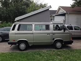 volkswagen vanagon camper vanagon laid back dad