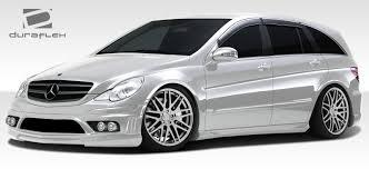 2010 mercedes r350 107814 2006 2010 mercedes r class w251 duraflex w 1 front bumper
