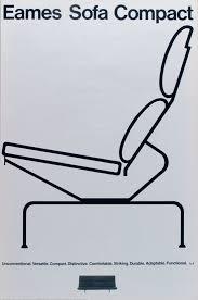 eames compact sofa eames office