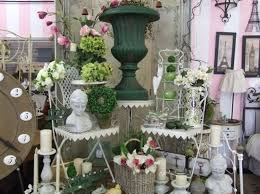 outdoor country garden ornaments and accessories enhance