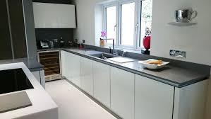 Kitchen Worktop Ideas Kitchen Islands Sliding Kitchen Table Grey Krion Solid Surface
