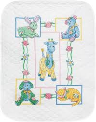 sted embroidery baby quilt kits 28 images 99 best images about