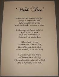wishing tree sayings ideas for wedding wish trees instead of guest books business