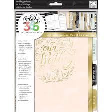 Wedding Planning Journal 27 Best Occasion Wedding Images On Pinterest Happy Planner