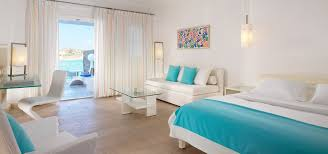 luxury suites petasos beach hotel u0026 spa mykonos