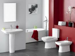 red and black bathroom ideas red bathroom ideas best bathroom decoration