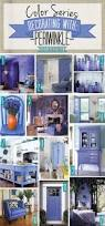 color series decorating with periwinkle decorating violets and