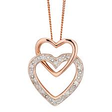 diamond diamond necklaces h samuel