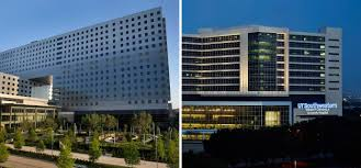 Utsw Campus Map Two New Dallas Hospitals Represent The Strengths And Weaknesses Of