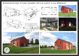 Plan Maison Loft 2015