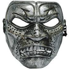 online shop halloween theme masks scary mask film sparta men u0027s 300