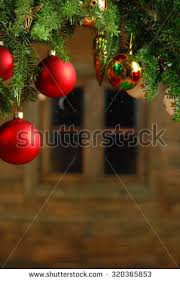 tree decoration tree lit stock photo 157863479