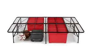 queen bed frame platform size mattress furniture no box spring