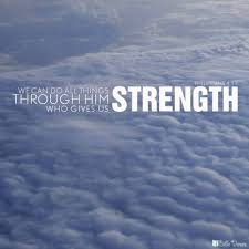 inspirational bible quotes about strength strength strength