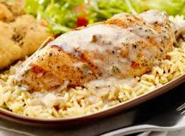 chicken and rice casserole with italian dressing