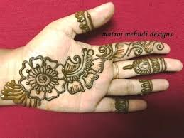 easy simple mehndi henna designs for matroj mehndi designs