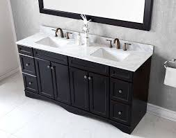 virtu ed 25072 wmsq es talisa double bathroom vanity cabinet set