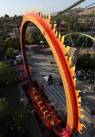Vallejo Ca Six Flags Calling All Daredevils Six Flags Discovery Kingdom Opens Newest