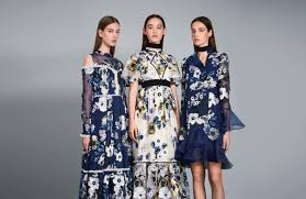 Fashion Trends 2017 by Resort 2017 Trend Highlight Florals