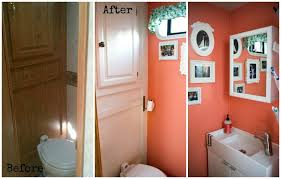 rv bathroom remodeling ideas five fifth wheel remodels you don t want to miss go rving