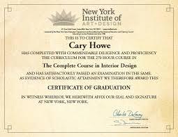 online design of certificate interior design certificate online r30 about remodel modern