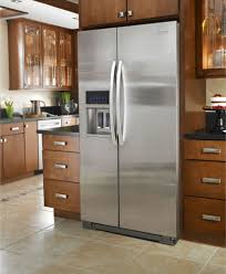 Kitchenaid Counter Depth French Door Refrigerator Stainless Steel - kitchen counter depth refrigerator refrigerator sale dometic