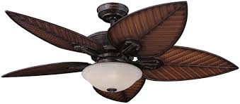 Indoor Tropical Ceiling Fans With Lights Ceiling Fans Palm Leaf Ceiling Fan Top Best Outdoor Fans For