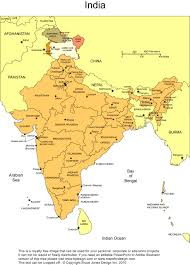 India On The World Map by New Delhi On Map Of India You Can See A Map Of Many Places On