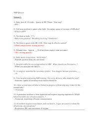 nrp quizzes u0026 answers documents