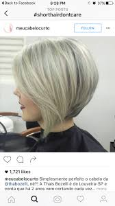 short stacked layered hairstyles best hairstyle 2016 pin by courtney black on hair pinterest grey blonde hair make