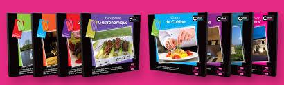 coffret cours de cuisine coffrets cadeaux escapades roannais tourisme