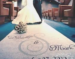 aisle runner wedding aisle runner etsy