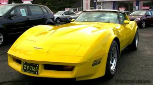1980 corvette for sale chevrolet corvette v8 stingray 1980 5 7l exhaust lound sound hd