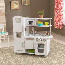 cuisine kidkraft vintage vintage play kitchen white