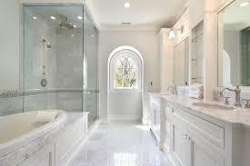Popular Bathroom Colors 60 White Master Bathrooms With Tile Design Ideas Photos