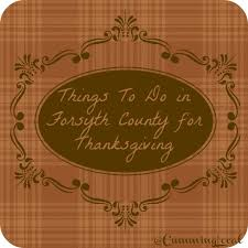 10 things to do during thanksgiving local