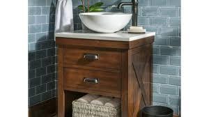 vessel sink bathroom ideas bathroom vanities for vessel sinks bathroom gregorsnell rustic